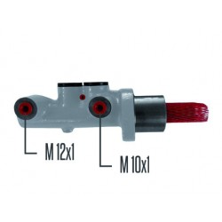 PISTON DE CALIPER (DIAM: 48mm - ALT: 34mm)